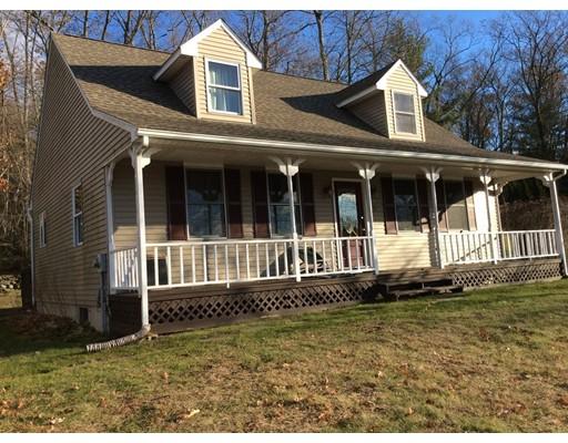 Single Family Home for Sale at 75 Beech Street 75 Beech Street Palmer, Massachusetts 01069 United States