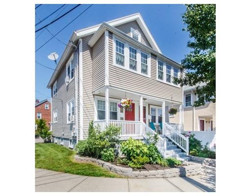 Condominio por un Venta en 33 Bancroft Street 33 Bancroft Street Watertown, Massachusetts 02472 Estados Unidos
