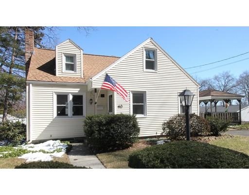 独户住宅 为 销售 在 40 Lenox 40 Lenox Holyoke, 马萨诸塞州 01040 美国