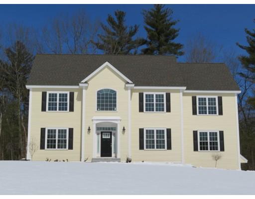 Maison unifamiliale pour l Vente à 33 Winding Way 33 Winding Way Groton, Massachusetts 01450 États-Unis