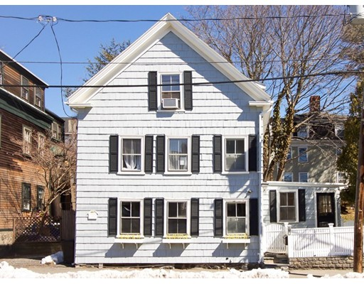 Condominium for Sale at 17 Mugford Street 17 Mugford Street Marblehead, Massachusetts 01945 United States