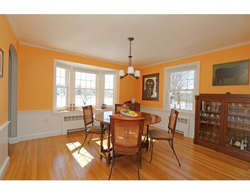 Picture 2 of 311 Walnut St  Dedham Ma 3 Bedroom Single Family