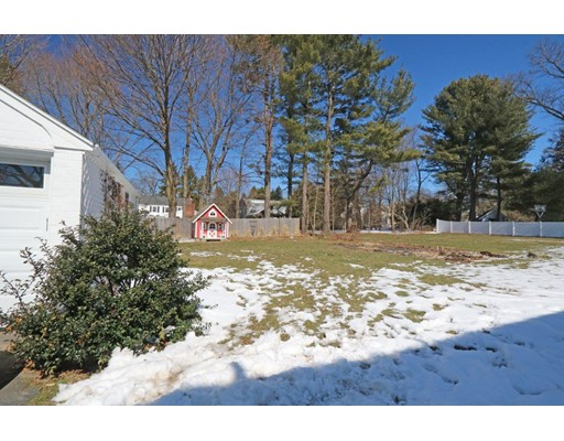 Picture 7 of 311 Walnut St  Dedham Ma 3 Bedroom Single Family
