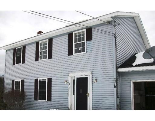 Частный односемейный дом для того Продажа на 375 Clark Street 375 Clark Street Gardner, Массачусетс 01440 Соединенные Штаты