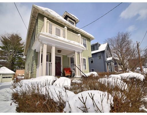 Condominium for Sale at 29 Castleton Street 29 Castleton Street Boston, Massachusetts 02130 United States