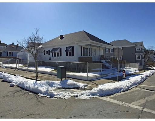 واحد منزل الأسرة للـ Sale في 393 Slade Street 393 Slade Street Fall River, Massachusetts 02724 United States