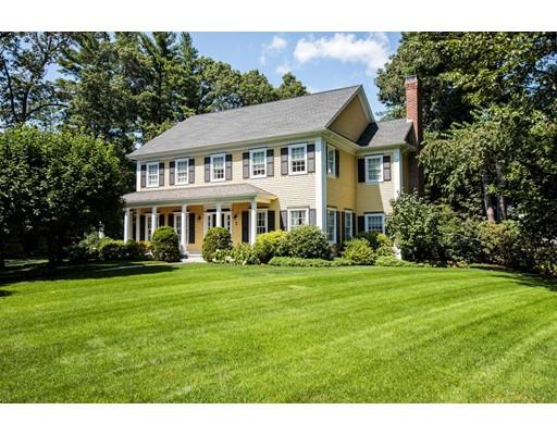 Single Family Home for Sale at 7 Prescott Lane 7 Prescott Lane Weston, Massachusetts 02493 United States
