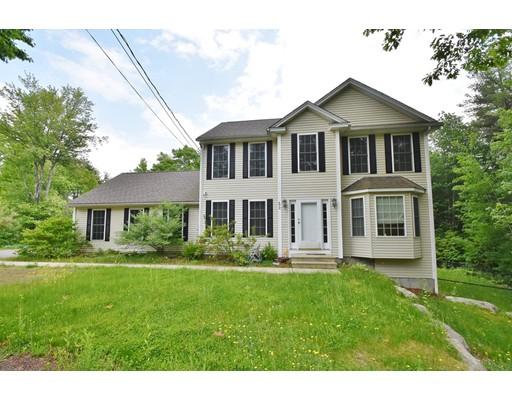 Частный односемейный дом для того Продажа на 878 Timpany Blvd 878 Timpany Blvd Gardner, Массачусетс 01440 Соединенные Штаты