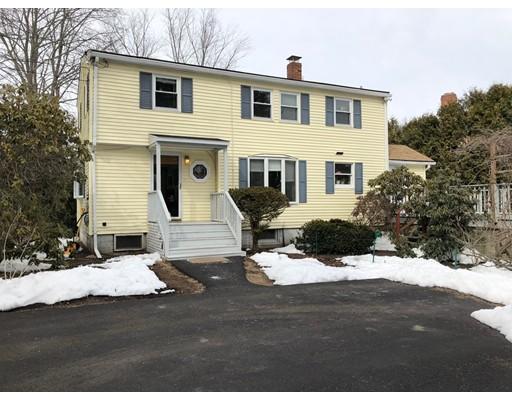 Nhà ở một gia đình vì Bán tại 269 Main Street 269 Main Street Wayland, Massachusetts 01778 Hoa Kỳ