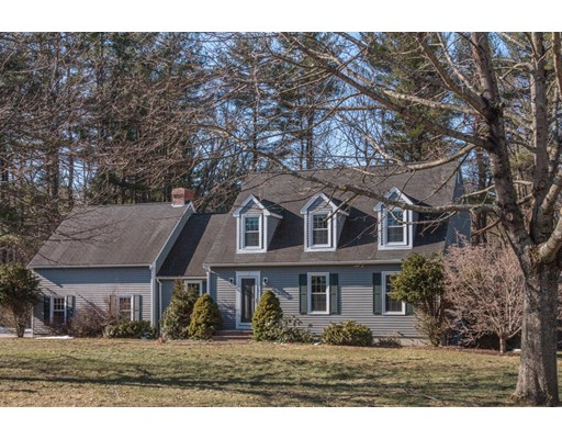 Single Family Home for Sale at 6 Rainbow Ridge Way 6 Rainbow Ridge Way Georgetown, Massachusetts 01833 United States