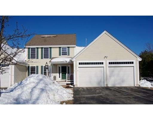 共管式独立产权公寓 为 销售 在 33 Littles Lane 33 Littles Lane Hampstead, 新罕布什尔州 03841 美国