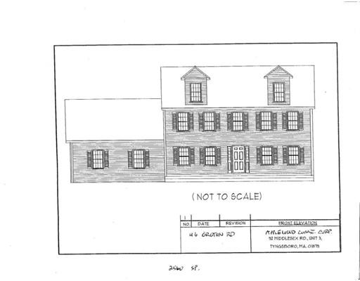 Single Family Home for Sale at 26 Davis Road 26 Davis Road Tyngsborough, Massachusetts 01879 United States