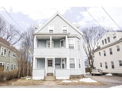 Многосемейный дом для того Продажа на 22 Moore Street 22 Moore Street Quincy, Массачусетс 02170 Соединенные Штаты