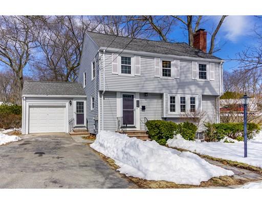 Single Family Home for Sale at 168 Boardman Avenue 168 Boardman Avenue Melrose, Massachusetts 02176 United States