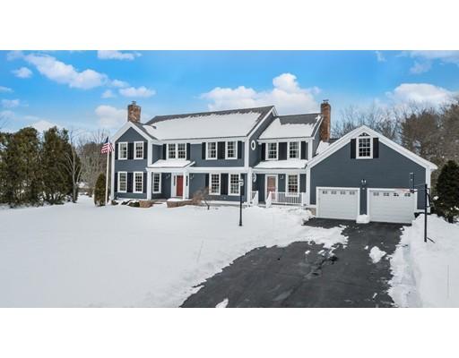 Maison unifamiliale pour l Vente à 22 Granli Drive 22 Granli Drive Andover, Massachusetts 01810 États-Unis