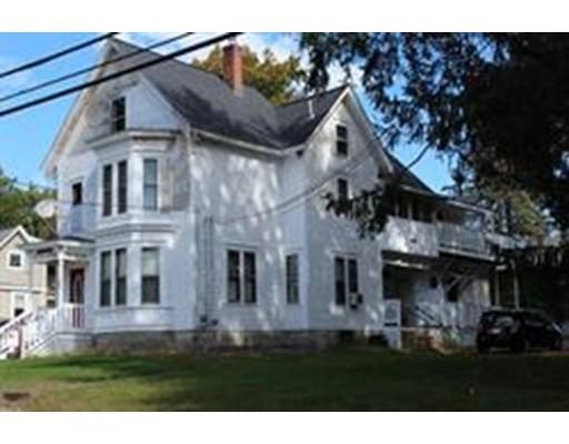 Частный односемейный дом для того Аренда на 55 Washington Street 55 Washington Street Ayer, Массачусетс 01432 Соединенные Штаты