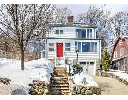Casa Unifamiliar por un Venta en 63 Coolidge Road 63 Coolidge Road Arlington, Massachusetts 02476 Estados Unidos