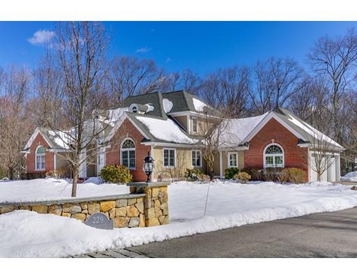 واحد منزل الأسرة للـ Sale في 229 Underwood Street 229 Underwood Street Holliston, Massachusetts 01746 United States