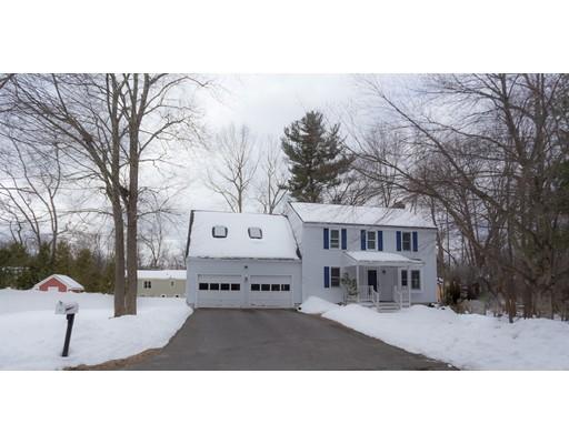 Maison unifamiliale pour l Vente à 31 Amory Avenue 31 Amory Avenue Maynard, Massachusetts 01754 États-Unis