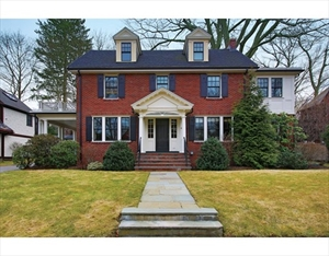 41 Fellsmere Road  is a similar property to 42 Ashmont Ave  Newton Ma