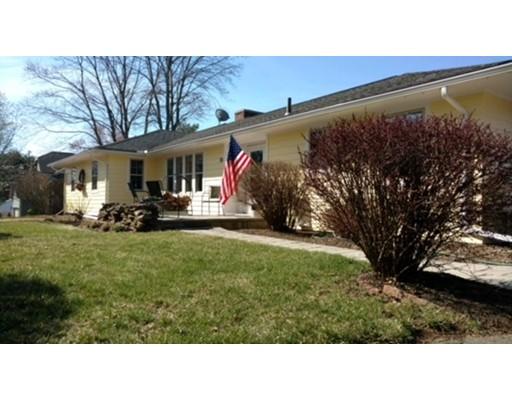 Maison unifamiliale pour l Vente à 714 Parker Street 714 Parker Street East Longmeadow, Massachusetts 01028 États-Unis