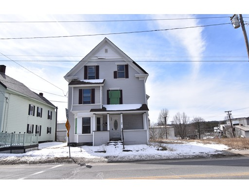 208 East Main Street, Orange, MA, 01364