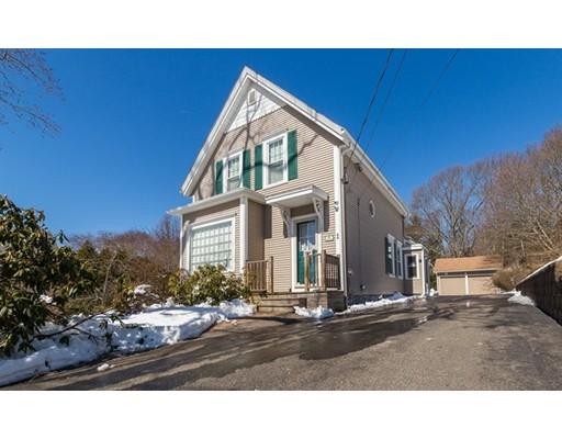 Частный односемейный дом для того Продажа на 64 East Street 64 East Street Avon, Массачусетс 02322 Соединенные Штаты
