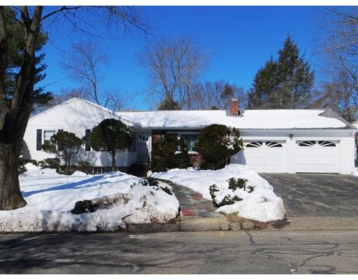واحد منزل الأسرة للـ Sale في 383 Marsh Street 383 Marsh Street Belmont, Massachusetts 02478 United States