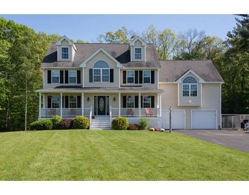 Частный односемейный дом для того Продажа на 21 Arthur Gordon Drive 21 Arthur Gordon Drive Rowley, Массачусетс 01969 Соединенные Штаты