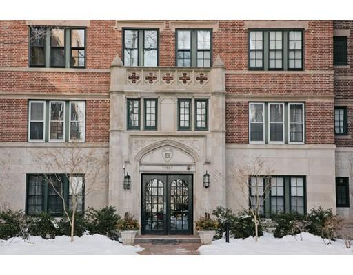 Πολυκατοικία ατομικής ιδιοκτησίας για την Πώληση στο 988 Memorial Drive 988 Memorial Drive Cambridge, Μασαχουσετη 02138 Ηνωμενεσ Πολιτειεσ