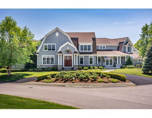 واحد منزل الأسرة للـ Sale في 2 Stratford Terrace 2 Stratford Terrace Cohasset, Massachusetts 02025 United States