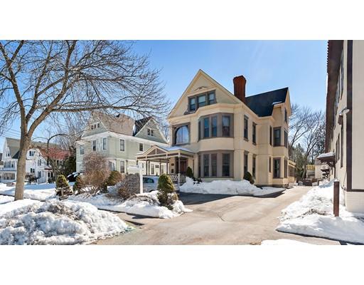 Appartement en copropriété pour l Vente à 1 Punchard Avenue 1 Punchard Avenue Andover, Massachusetts 01810 États-Unis