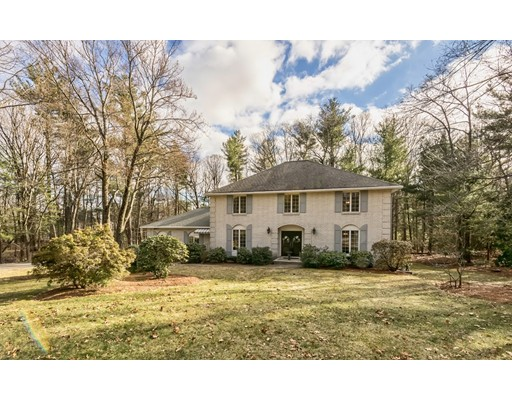 Single Family Home for Sale at 8 Newtowne Way 8 Newtowne Way Chelmsford, Massachusetts 01824 United States
