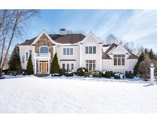 Maison unifamiliale pour l Vente à 12 Buttonwood Drive 12 Buttonwood Drive Andover, Massachusetts 01810 États-Unis