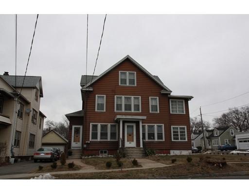 Частный односемейный дом для того Аренда на 391 Springfield Street 391 Springfield Street Chicopee, Массачусетс 01013 Соединенные Штаты