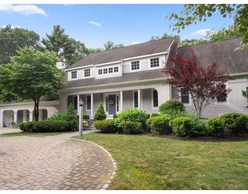 Casa Unifamiliar por un Venta en 1147 Union Street 1147 Union Street Marshfield, Massachusetts 02050 Estados Unidos