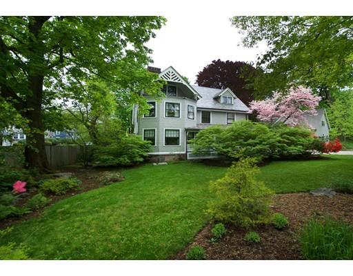 Single Family Home for Sale at 1051 Centre Street 1051 Centre Street Boston, Massachusetts 02130 United States