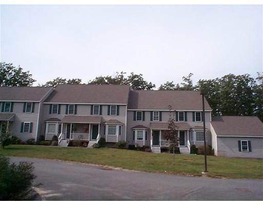 Single Family Home for Rent at 44 Lantern Way 44 Lantern Way Shirley, Massachusetts 01464 United States