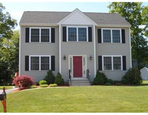 واحد منزل الأسرة للـ Sale في 12 Cameron Way 12 Cameron Way Attleboro, Massachusetts 02703 United States