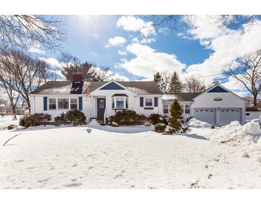 Single Family Home for Sale at 333 Granite Street 333 Granite Street Braintree, Massachusetts 02184 United States