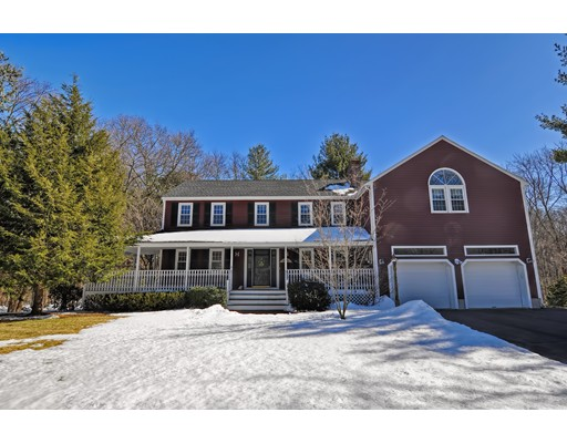Single Family Home for Sale at 11 Windchime Drive 11 Windchime Drive Mansfield, Massachusetts 02048 United States