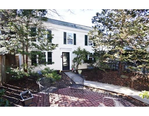 Μονοκατοικία για την Πώληση στο 92 Foster Street 92 Foster Street Cambridge, Μασαχουσετη 02138 Ηνωμενεσ Πολιτειεσ