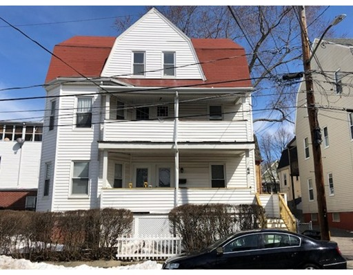 Multi-Family Home for Sale at 14 Charnwood Road 14 Charnwood Road Somerville, Massachusetts 02144 United States