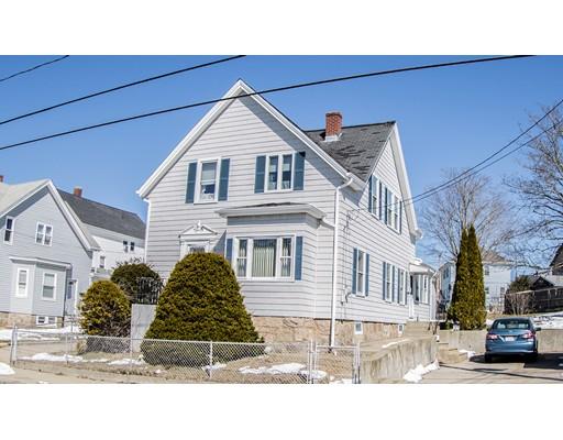 واحد منزل الأسرة للـ Sale في 1298 Globe Street 1298 Globe Street Fall River, Massachusetts 02721 United States