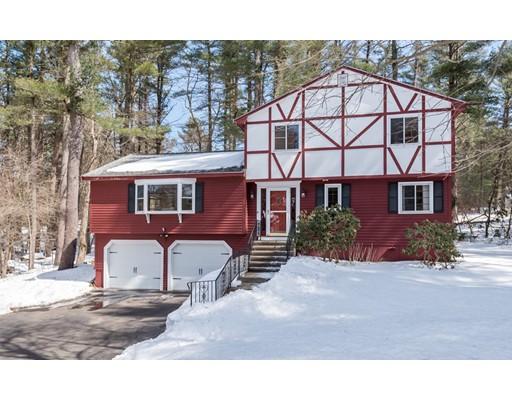 Maison unifamiliale pour l Vente à 3 Eagle Way 3 Eagle Way Andover, Massachusetts 01810 États-Unis