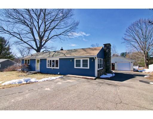 Частный односемейный дом для того Продажа на 29 High Street 29 High Street Granby, Массачусетс 01033 Соединенные Штаты