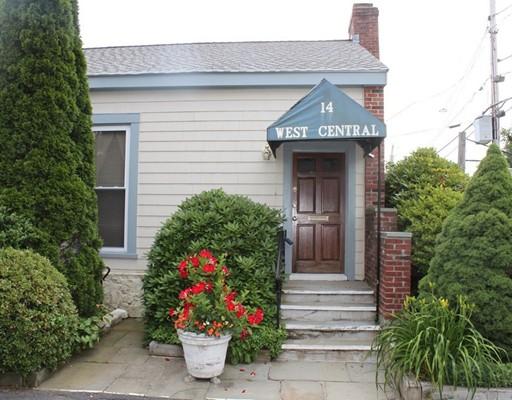 Коммерческий для того Продажа на 14 West Central Street 14 West Central Street Natick, Массачусетс 01760 Соединенные Штаты