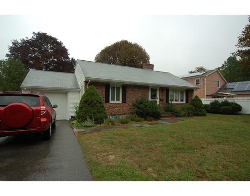 Casa Unifamiliar por un Venta en 34 Beverly Road 34 Beverly Road Arlington, Massachusetts 02474 Estados Unidos