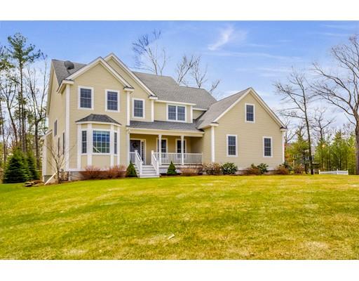 Частный односемейный дом для того Продажа на 76 Dunster Drive 76 Dunster Drive Stow, Массачусетс 01775 Соединенные Штаты