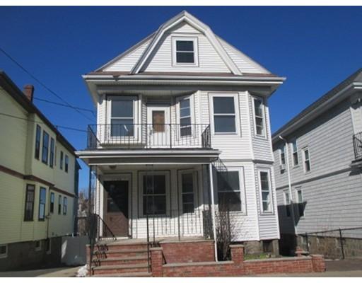 Moradia Multi-familiar para Venda às 1126 Saratoga Street 1126 Saratoga Street Boston, Massachusetts 02128 Estados Unidos